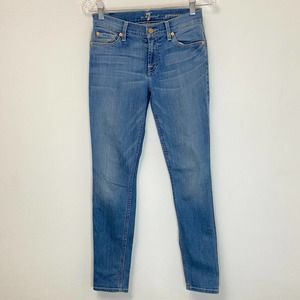 7 For All Mankind Gwenevere Skinny Jean